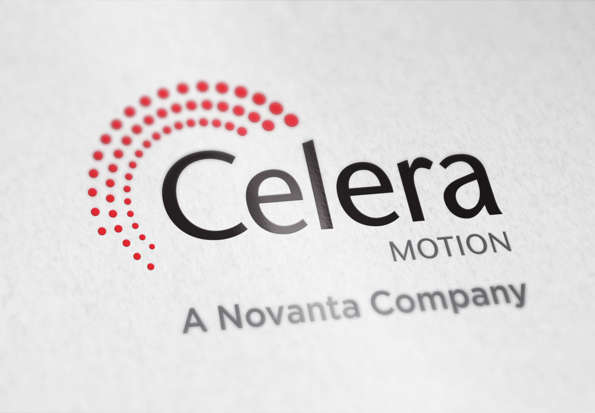 A new logo design blends together the MicroE Systems legacy brand with the new Celera Motion corporate identity.