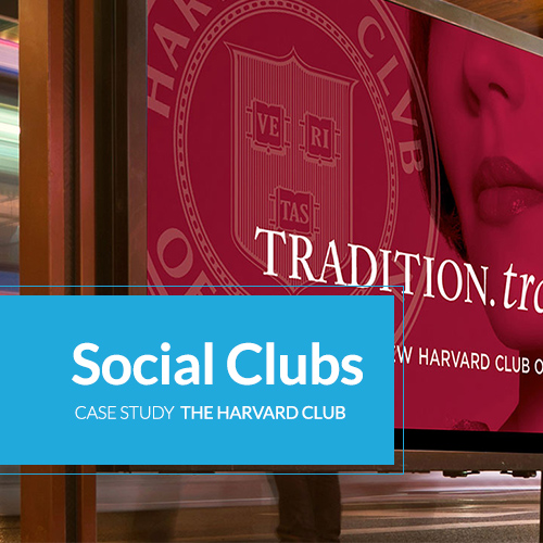 The Harvard Club Case Study