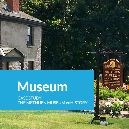 The Methuen Museum of History Case Study
